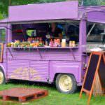Food truck mariage : Le copain d'un duo photo et vidéo de mariages alternatifs !