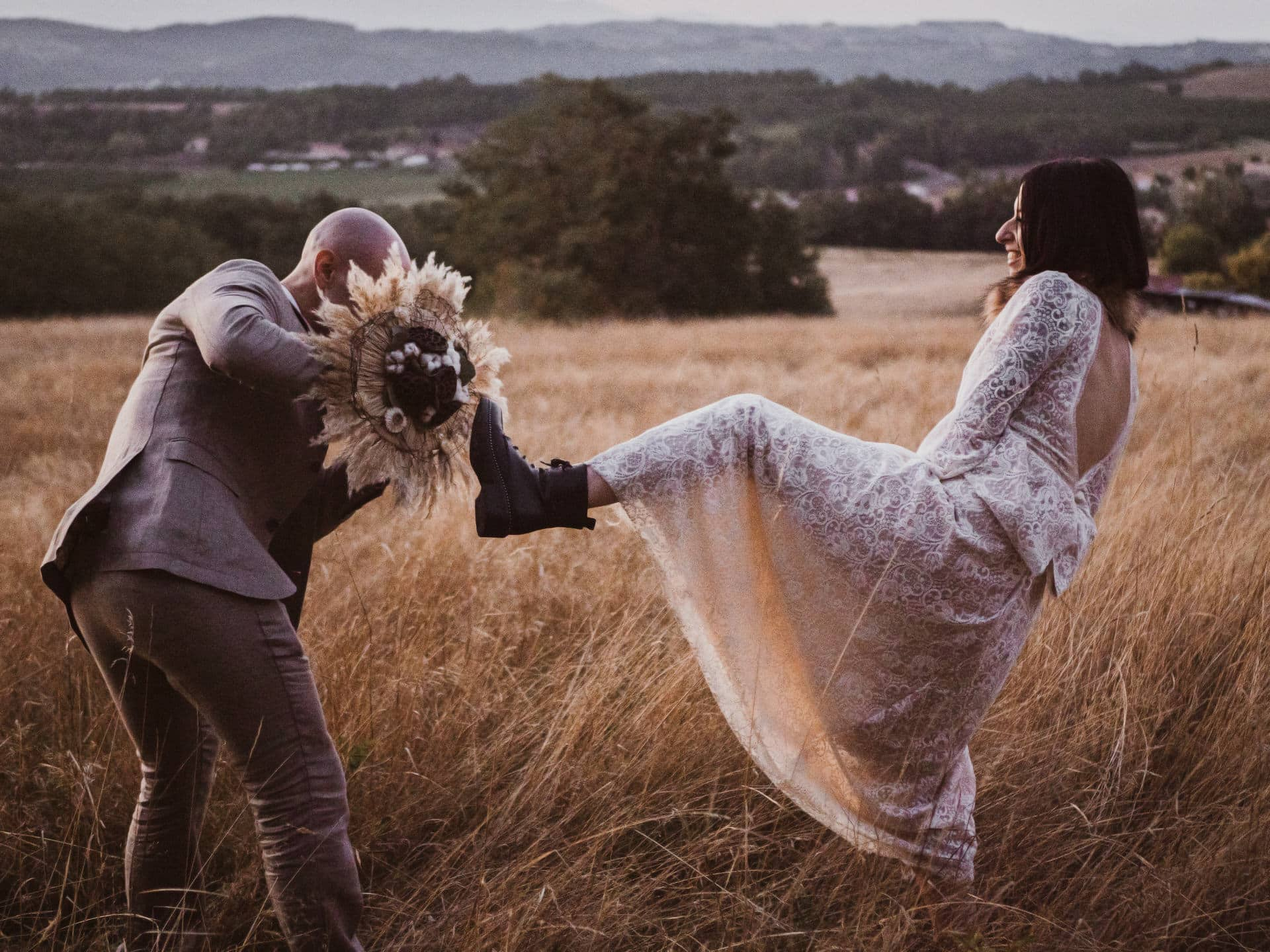 Comment organiser un mariage rock dans la drôme
