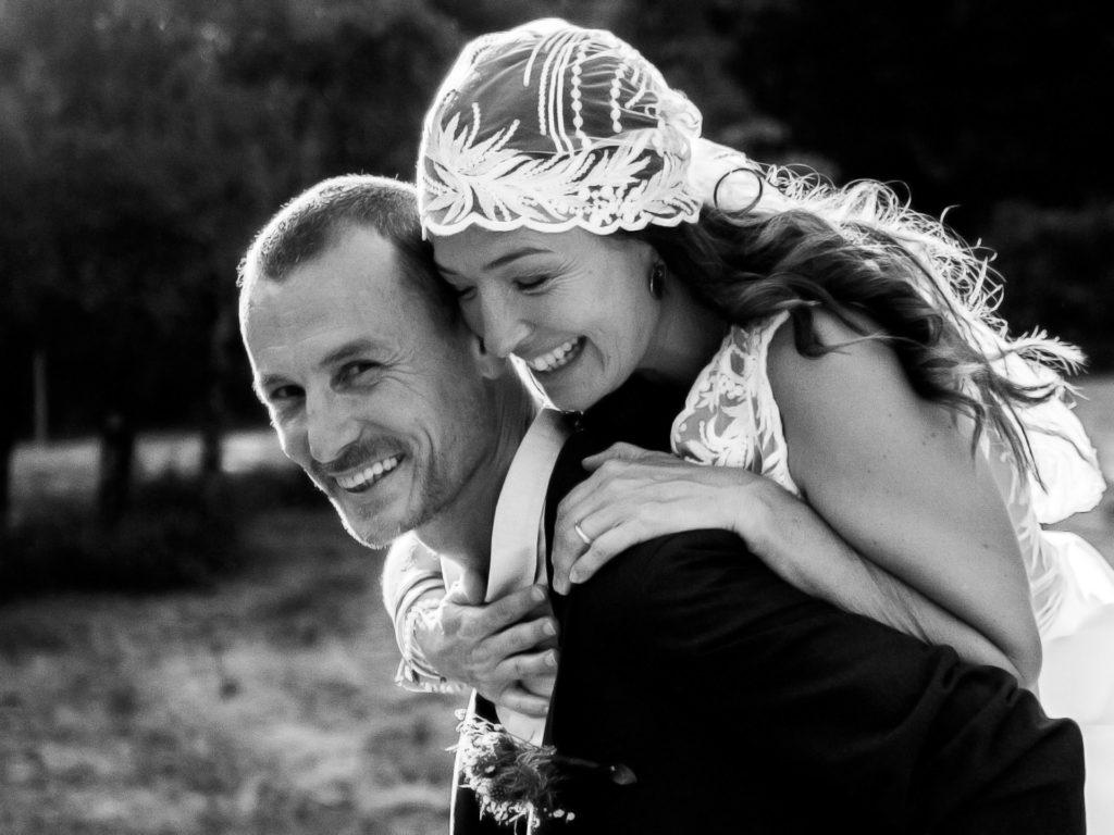 Un mariage champetre en Drome Crestoise.
