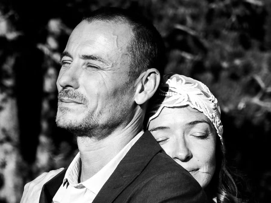Une séance couple pour un mariage a génissieux