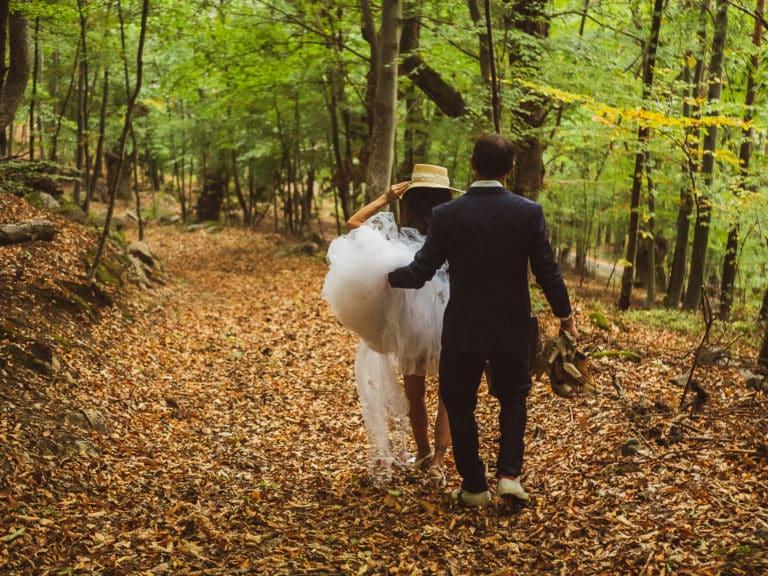 Se marier au cœur de la forêt