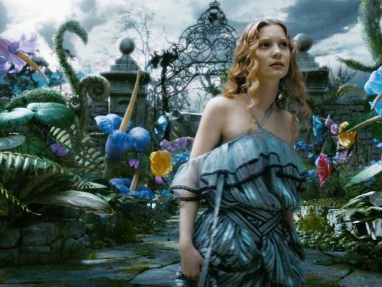 Un mariage thème Alice au pays des merveilles